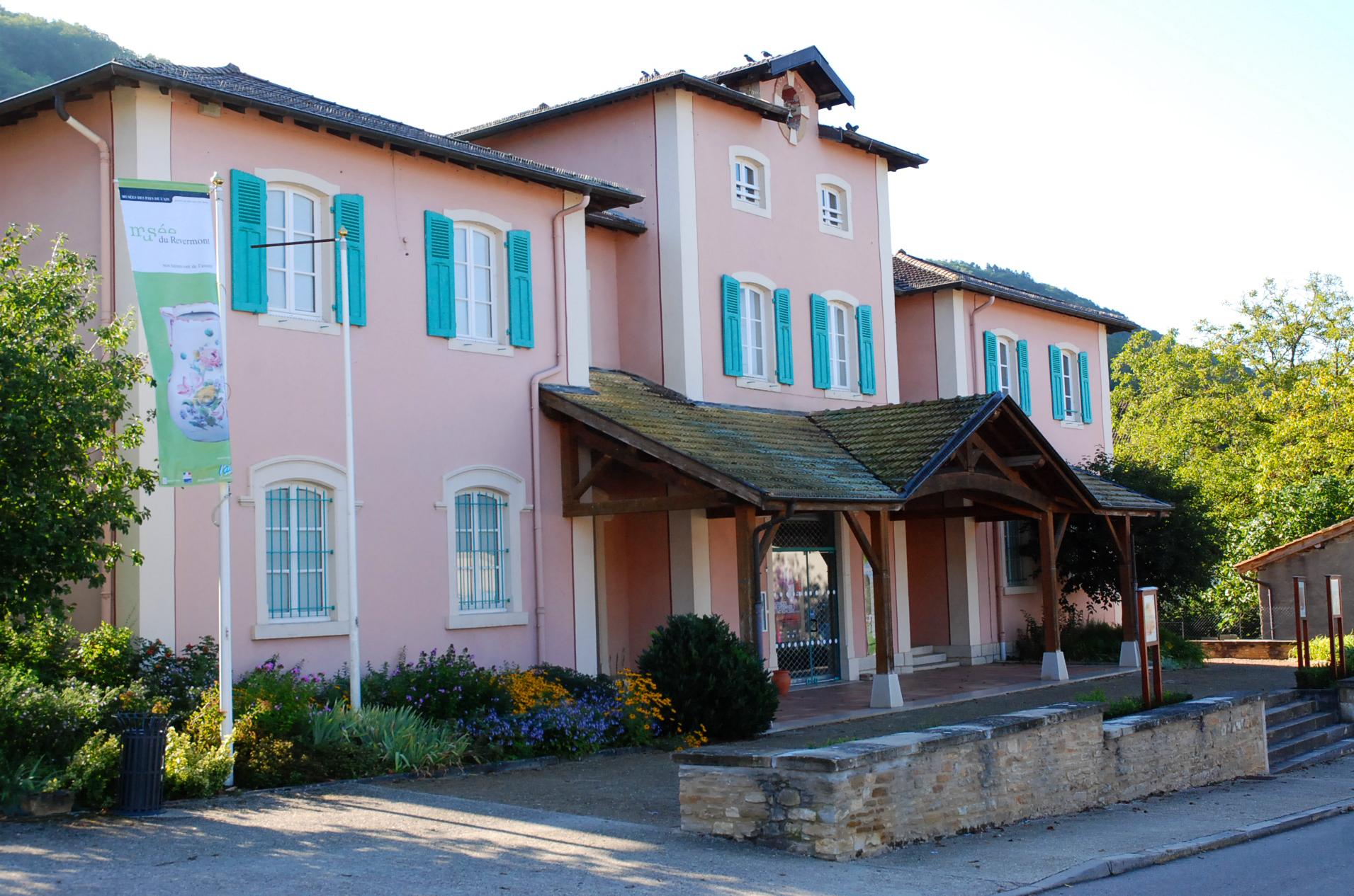 Musée départemental du Revermont, Cuisiat (01 France)