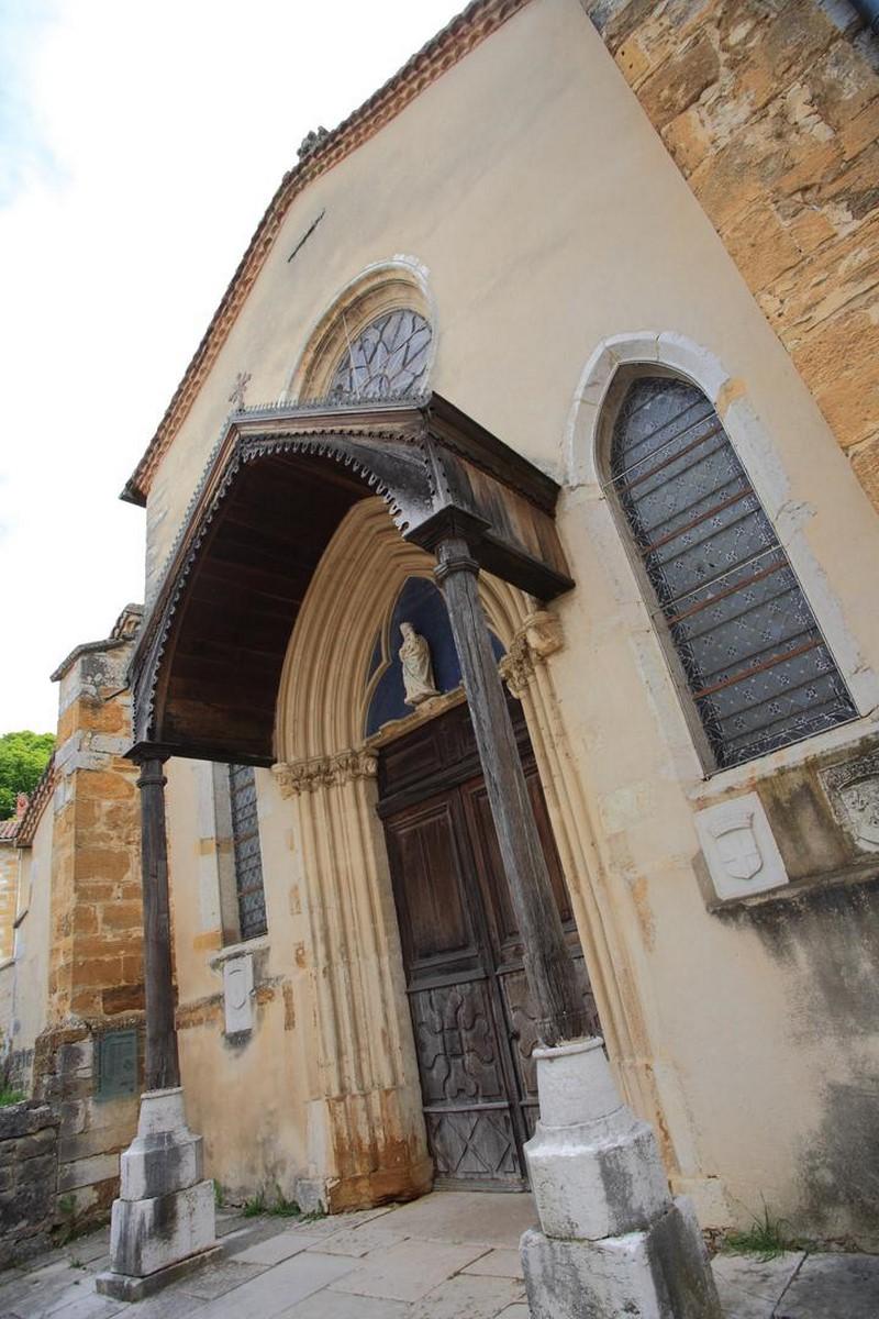 église de Treffort