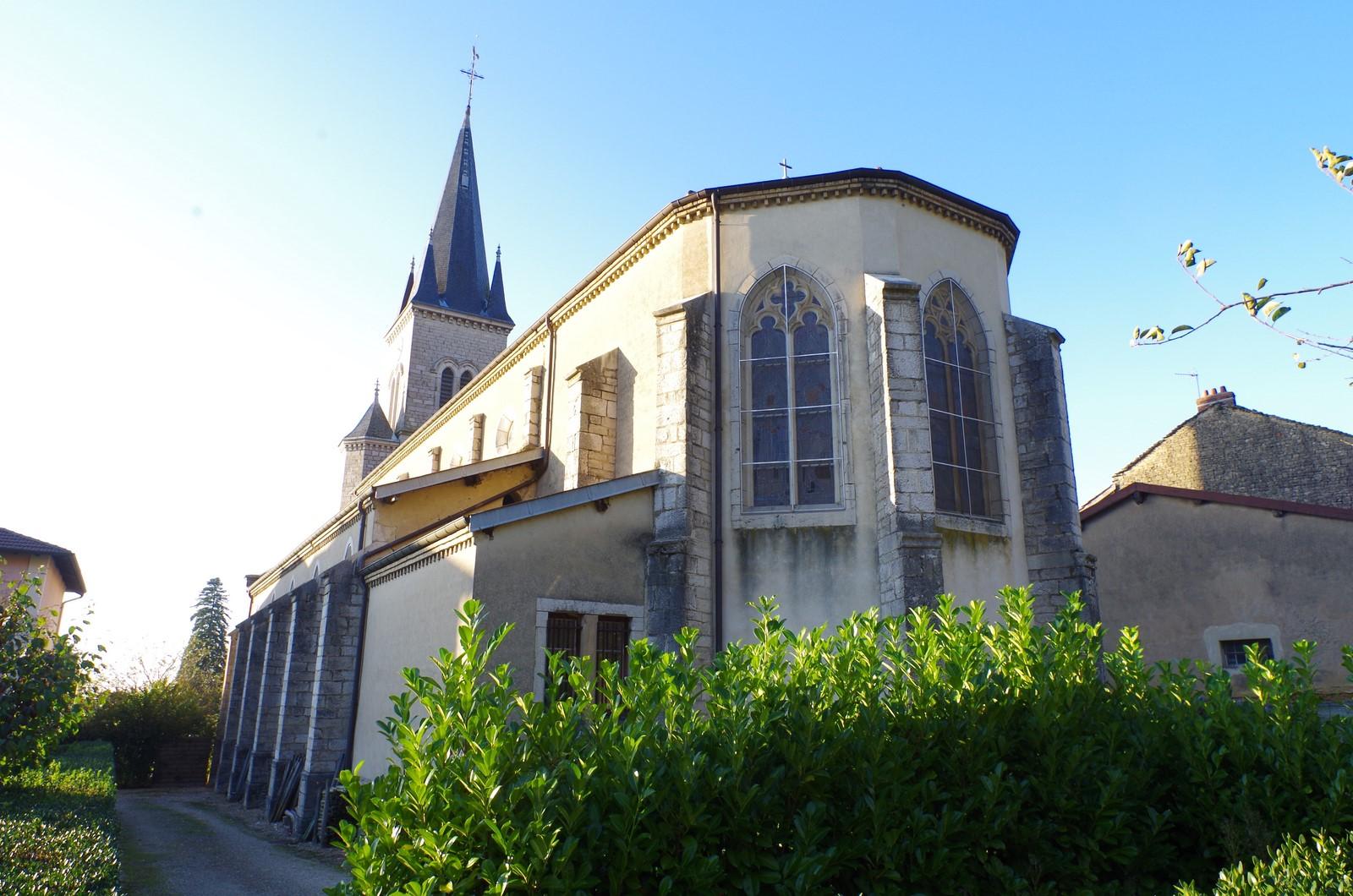 église cuisiat