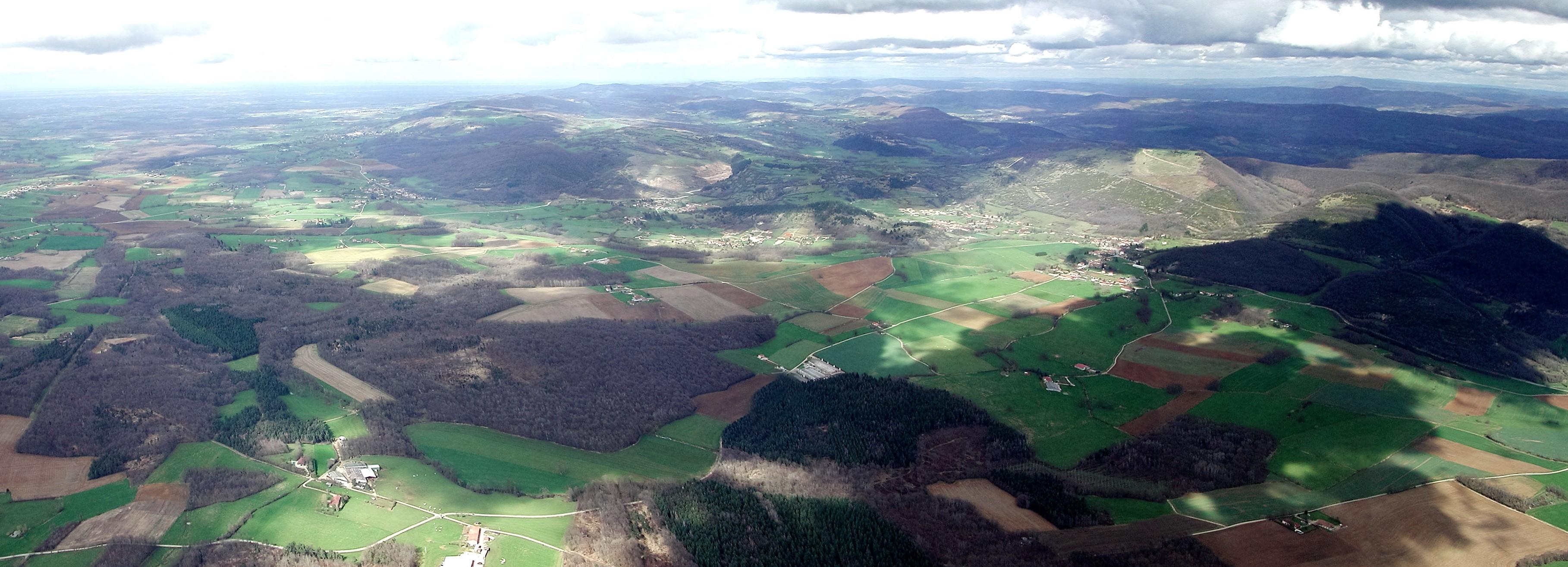 Mont Myon pano