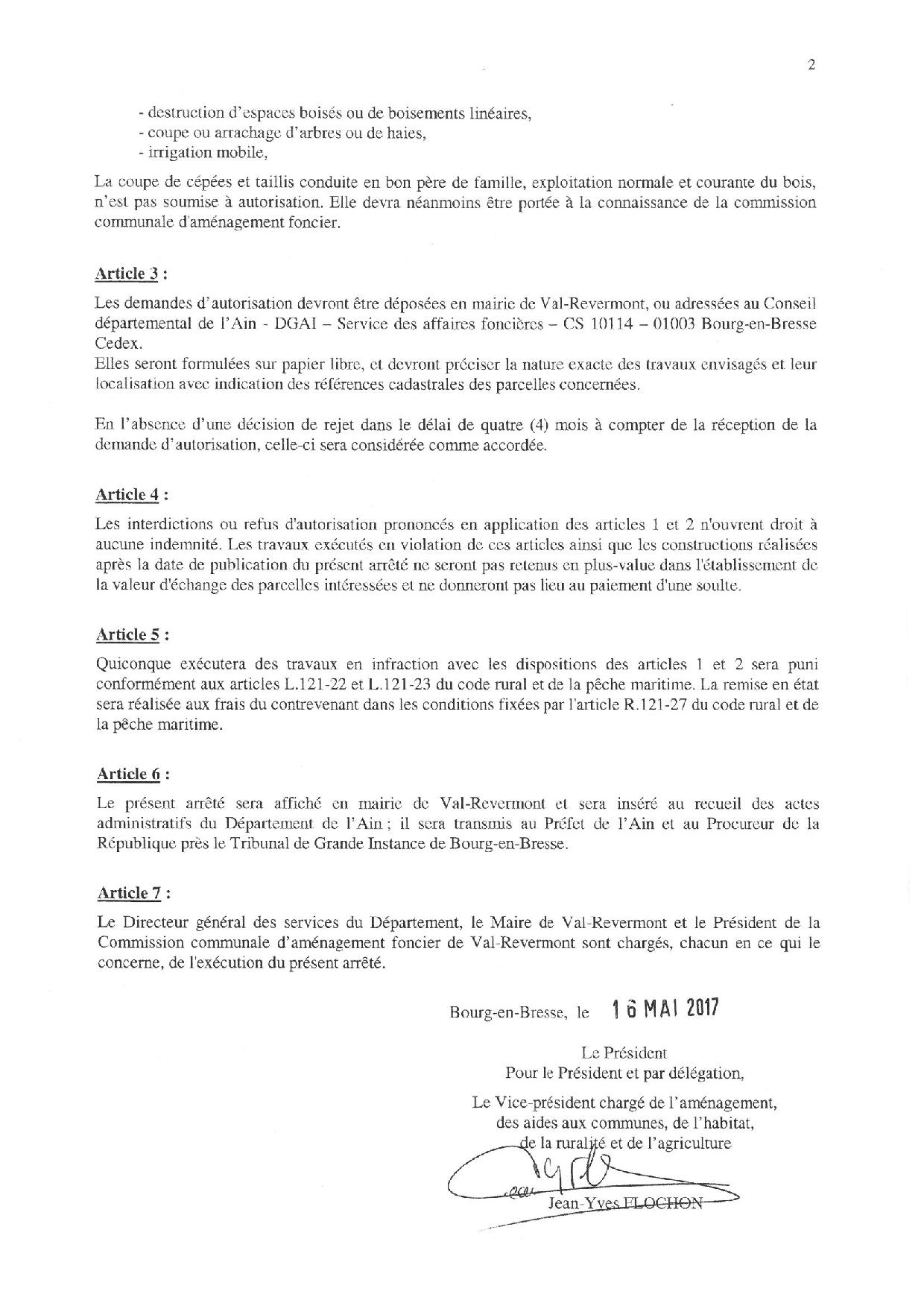Arrêté liste des travaux réglementés dans le cadre des opérations d aménagement foncier-1-page-002