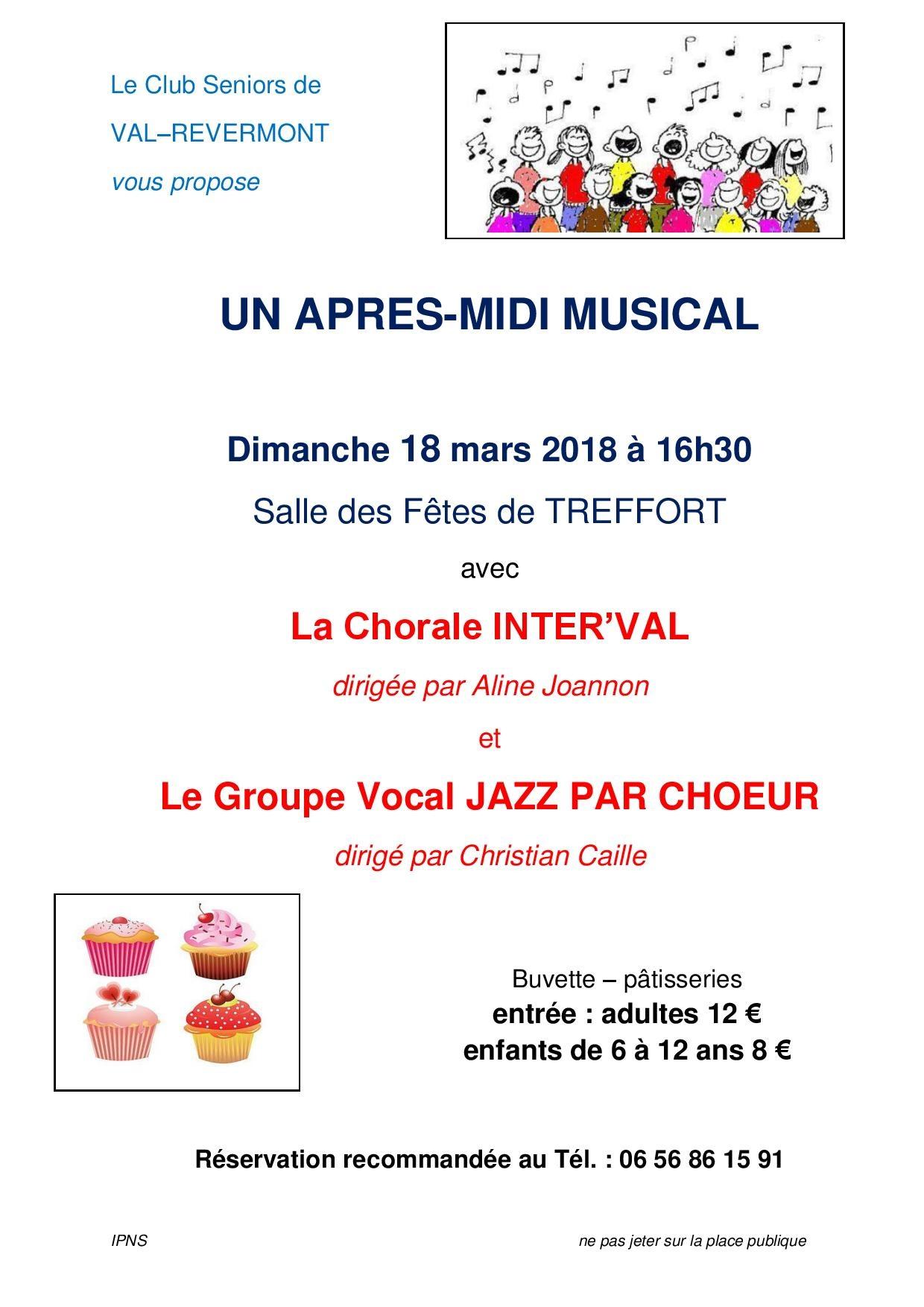 18 mars 2018 Val Revermont