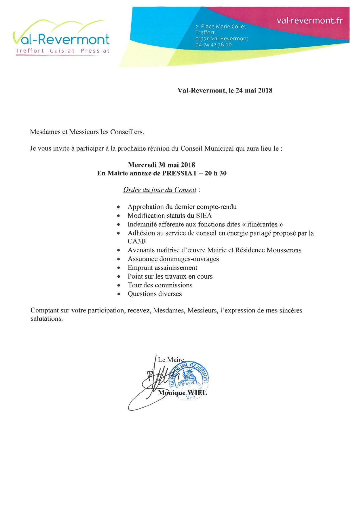 Convocation du 30-page