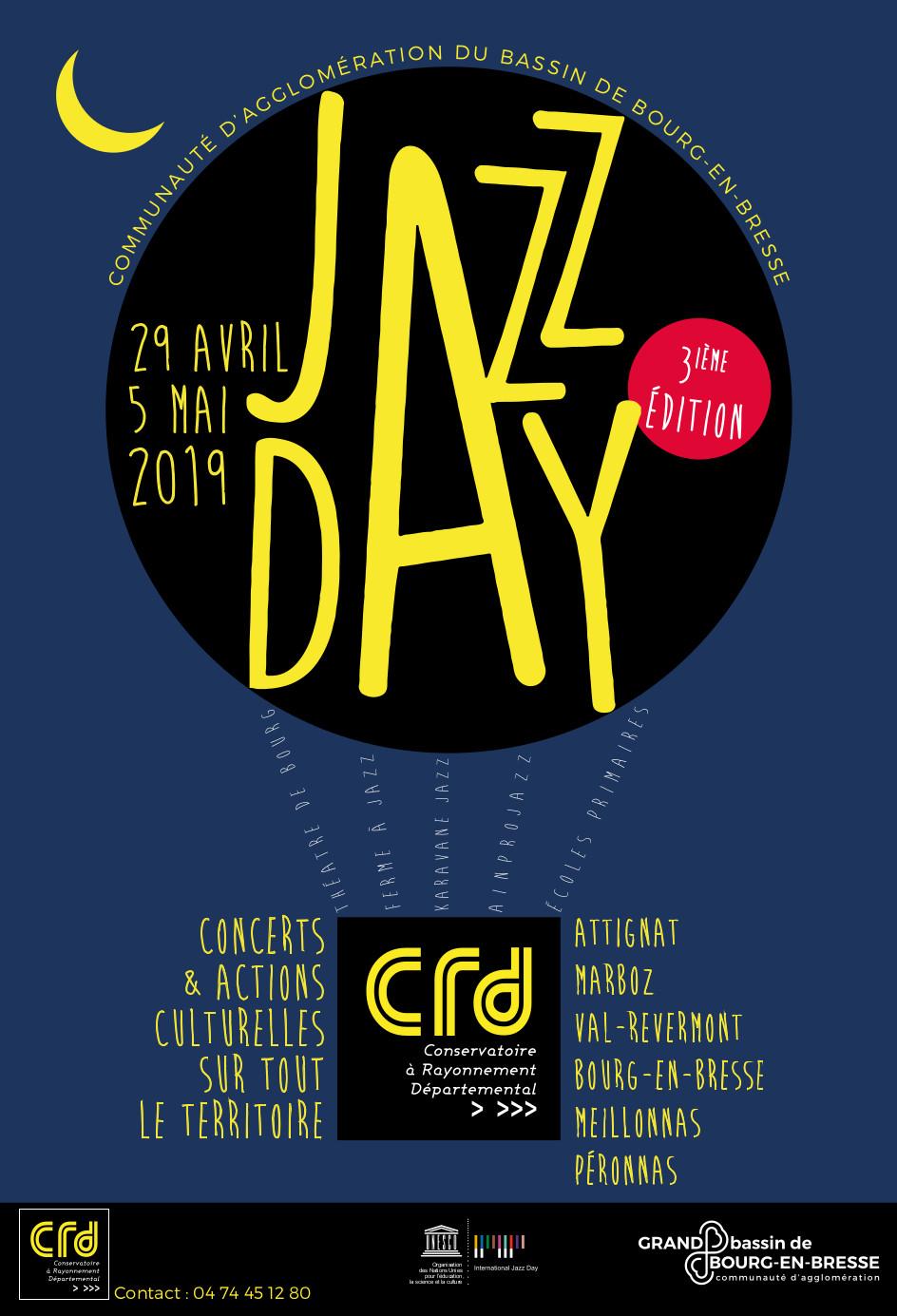 Jazz Day, 3ème édition