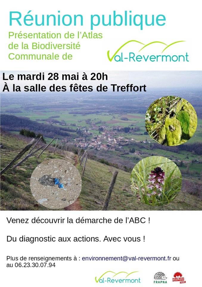 Réunion Publique ABC de Val Revermont